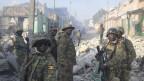 Mogadischu gleicht einer Geisterstadt.