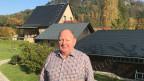 Der abgewählter CDU-Abgeordnete Klaus Brähmig in seinem  Heimatdorf Papstdorf. Bild: Peter Voegeli/SRF.