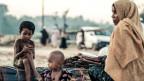Die Zahl der Vertriebenen dürfte auf weiter steigen.