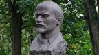 Lenin-Statue in Vyborg. David Nauer/SRF.
