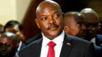 Burundis Präsident Pierre Nkurunziza.
