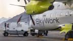 Die Berner Fluggesellschaft Skywork ist immer noch auf der Suche nach Investoren.