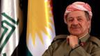 Masoud Barzani, der Präsident der autonomen Kurdenregion Iraks.