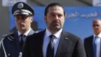 Der libanesische Ministerpräsident Saad Hariri tritt zurück (Archiv).