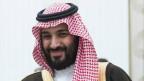 Saudiarabiens Kronprinz Mohammed bin Salman.