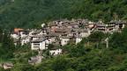 Die Ortschaft Loco im Onsernonetal.