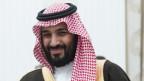 Kronprinz Mohammend bin Salman, Saudi Arabien.
