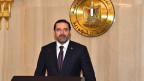 Saad Hariri, libanesischer Premierminister.