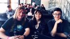 Hacker am Hackathon in El Paso. Bild: Isabelle Jacobi/SRF.