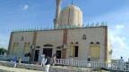 Sie hatten sich zum Freitagsgebet in einer Moschee versammelt. Gläubige auf der Sinai-Halbinsel.