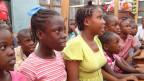 Kindersklaven in Haiti.