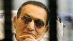 Hosni Mubarak im Jahre 2011.