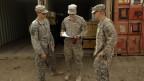 Die US-Truppen im Irak sind auf lokale Partner angewiesen im Kampf gegen den Terrorismus.
