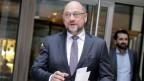 Martin Schulz, Vorsitzender der SPD.