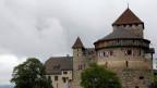 Schloss Vaduz.