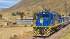Perurail in Peru. Symbolbild.