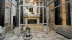 In der Kapelle San Bernardo in Vicoforte erhält König Vittorio Emanuele III. seine letzte Ruhestätte.