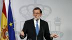 Mariano Rajoy, Premierminister von Spanien.