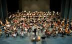 Das Lucerne Festival Academy orchestra bei einem Auftritt im Jahr 2005. (Symbolbild)