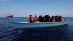 Transporte aus Tunesien Richtung Italien haben zugenommen.