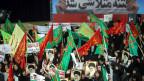 Proteste in Iran.