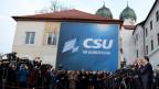 Winterklausur der CSU-Landesgruppe im Kloster Seeon am 5. Januar 2018.