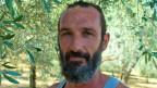 Der Kleinbauer Daniele Rizzo.