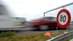 Das französische Verkehrsministerium plant die Herabsetzung des Tempolimits auf Landstrssen von bisher 90 auf Tempo 80.