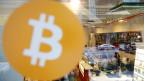 In China und Südkorea ist die Kryptowährung Bitcoin weit verbreitet.