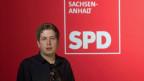 Kevin Kühnert, seit wenigen Monaten Chef der Jungsozialisten Deutschland.