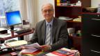 Philippe Welti, Präsident der Iranisch-Schweizerischen Wirtschaftskammer.