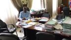 Hassan Bubacar Jallow, der erfahrene Jurist ist international anerkannter Experte für Kriegsverbrechen. Er soll im Neuen Gambia  für Recht und Gerechtigkeit  sorgen.