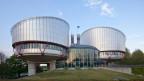 Europäischer Gerichtshof in Strassburg.
