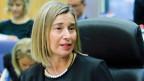 Federica Mogherini, hohe Vertreterin der Europäischen Union für Außen- und Sicherheitspolitik.