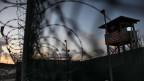 Gefangenenlager Guantanamo.
