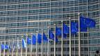 EU-Gebäude in Brüssel.