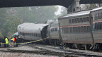 Der Nachtzug von New York nach Miami fährt in South Carolina prallte auf einen stehenden Güterzug: Zwei Todesopfer, über 100 Verletzte.