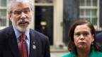 Gerry Adams und Mary Lou McDonald