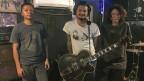 Die burmesische Punkband «No U turn».