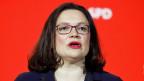 Andrea Nahles, SPD.