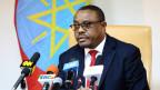 Äthiopiens Premier Hailemariam Desalegn.