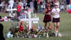 Amerikanische Jugendliche nach dem Massaker in Florida.