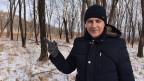 Andrej Popov will hier im Gebiet Wladiwostok eine Wachtelfarm eröffnen.