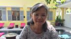 Kambodschanische Oppositionspolitikerin Mu Sochua.