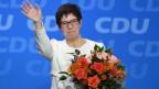 Annegret Kramp-Karrenbauer, die neue CDU-Generalsekretärin.