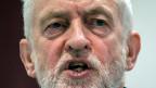 Jeremy Corbyn der Vorsitzende der Labour-Partei.