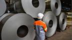 Gibt es bald Gegenmassnahmen zu US-Strafzöllen auf Stahl?