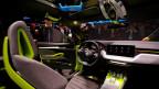Der Skoda Vision X am 88. Automobilsalon in Genf am 5. März 2018.
