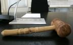 Der Hammer eines Richters (Symbolbild)