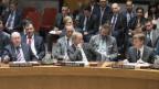 Der russische und der stellvertretende britische UNO-Botschafter im Sicherheitsrat.